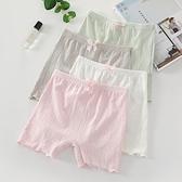 女童安全褲純棉防走光兒童保險褲夏季薄款五分寶寶小女孩打底短褲 快速出貨