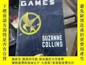 二手書博民逛書店Hunger罕見GamesY15389 :Suzanne Col
