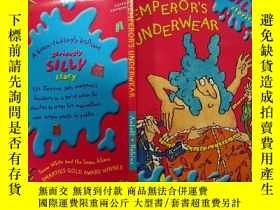 二手書博民逛書店THE罕見EMPEROR S UNDERWEAR:皇帝的內褲Y200392