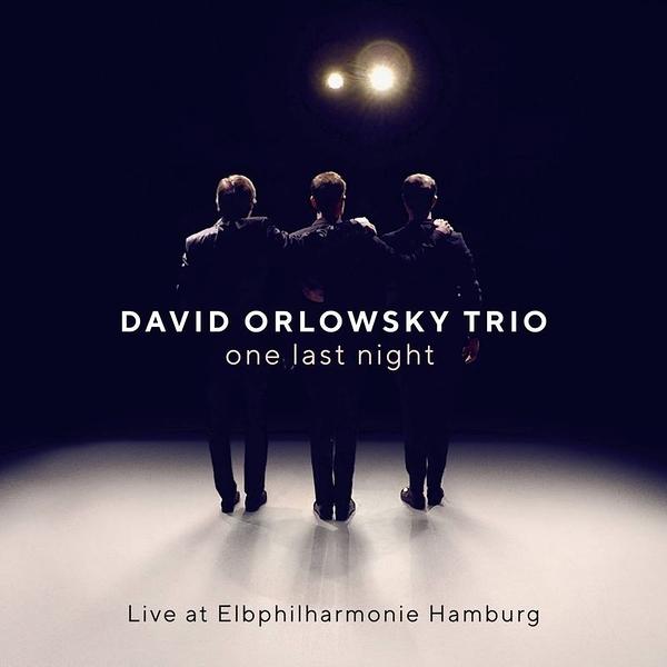 【停看聽音響唱片】【CD】David Orlowsky Trio/one last night - Live at Elbphilharmonie