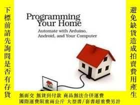 二手書博民逛書店Programming罕見Your HomeY255562 Mike Riley Pragmatic Book