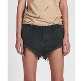OneTeaspoon 牛仔短褲 SAILORS SHORT -  女(黑)