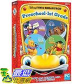 [106美國暢銷兒童軟體] Disney Fun Skills Pre 1ST Children Edutainment