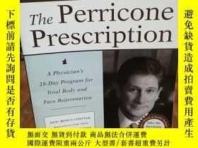 二手書博民逛書店The罕見Perricone Prescription: A Physician s 28-Day Program
