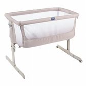 Chicco Next 2 Me多功能親密安撫嬰兒床邊床Air版-亞麻棕(CBB79620.34) 4990元