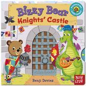 【Bizzy Bear 可愛操作書】BIZZY BEAR KNIGHT'S CASTLE/硬頁書/硬頁書