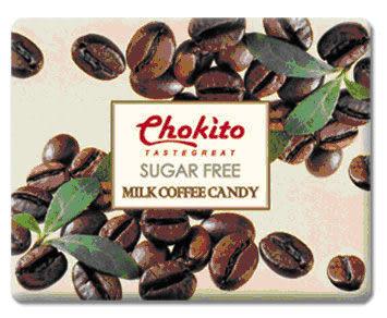 西班牙【Chokito】無糖牛奶咖啡糖(硬糖)  50g