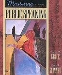 二手書博民逛書店 《Mastering Public Speaking》 R2Y ISBN:0205318088│Allyn & Bacon