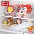 【日本製】【Inomata】日本製 冰箱收納長型盤 透明(一組:10個) SD-13672 - Inomata