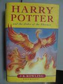 【書寶二手書T6/原文小說_OOC】Harry Potter and the order of the Pboenix