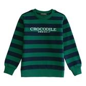 『小鱷魚童裝』條紋上衣(08號~20號)536409