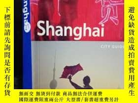 二手書博民逛書店Lonely罕見planet:Shanghai City Gui