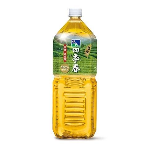 悅氏四季春茶2000ml【愛買】