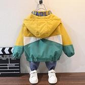 男童外套 男童外套秋裝正韓潮兒童上衣中小童春秋款夾克洋氣童裝-Milano米蘭