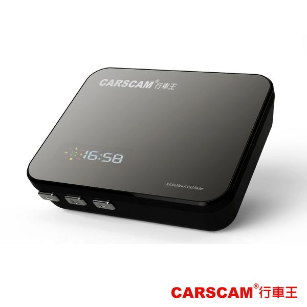 CARSCAM行車王 GP-02 連接式 三合一GPS/全頻測速器