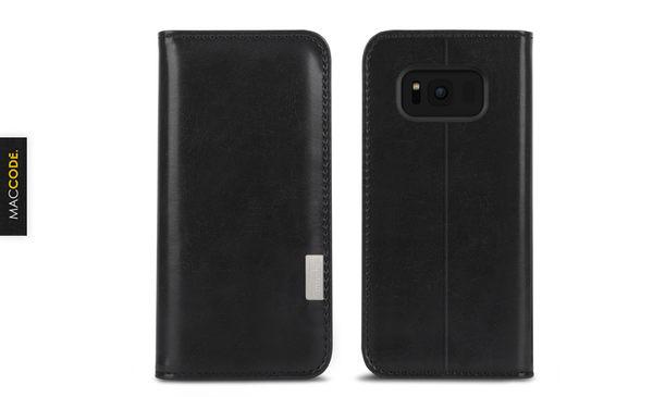 Moshi Overture Galaxy S8 / S8+ 專用 側開 卡夾型 保護套 公司貨