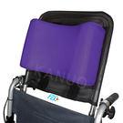 【富士康】輪椅頭靠組 頭靠可調角度 頭靠枕紫色