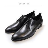 Waltz-簡約嫩芽紳士鞋 212198-02黑