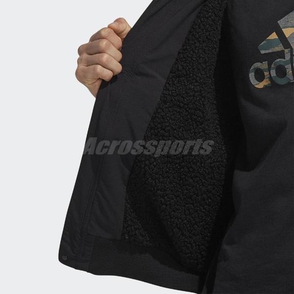 adidas 外套 U1 JKT BOMB 黑 男款 運動 訓練 【PUMP306】 FJ0246