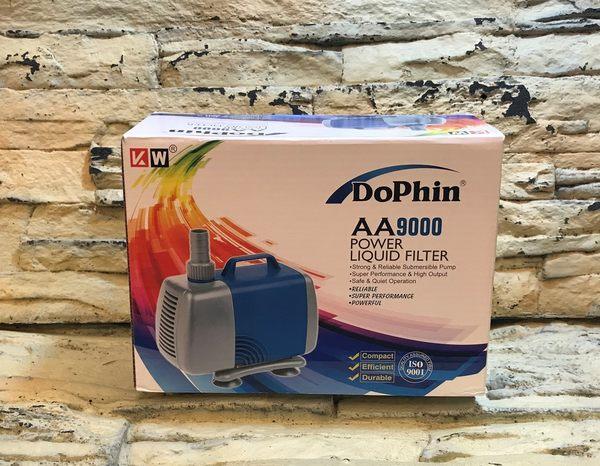 【西高地水族坊】Dophin 海豚 沉水馬達 AA-9000