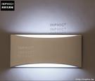 INPHIC- 北歐風格單頭壁燈現代簡約臥室床頭燈餐廳過道樓梯石膏壁燈_S197C