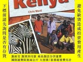 二手書博民逛書店discover罕見countries Kenya發現國家 肯尼亞Y286158 Chris Ward WAY