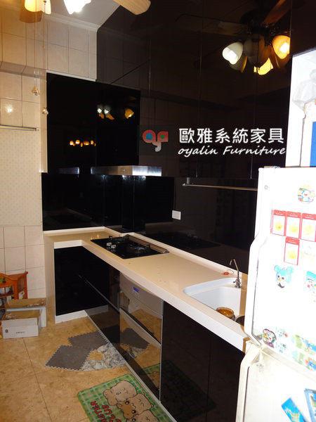 【歐雅 系統家具 】多功能廚具櫃