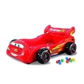 [衣林時尚] INTEX Cars汽車總動員球池 汽車總動員 造型球池 CARS 麥坤