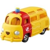 TOMICA DREAM 維尼麵包車 DM-18_DS84041 迪士尼小汽車