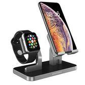 【美國代購】BENTOBEN手機支架相容Apple Watch iPhone iPad平板電腦  太空灰