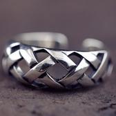925純銀戒指-生日母親節禮物網狀造型時尚經典流行女飾品73ae11【巴黎精品】