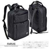 5/28配送【FARVIS】日本機能包 日劇使用款 背包 電腦後背包 輕量可擴充容量 男女通用【2-601】