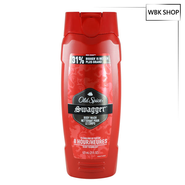 Old Spice 男性沐浴乳 紅區系列 621ml #搖擺 Swagger - WBK SHOP