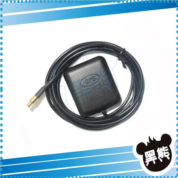 黑熊館 GPS PDA 衛星導航天線 MCX 接頭專用外接天線 增強訊號 降低干擾 鍍金頭
