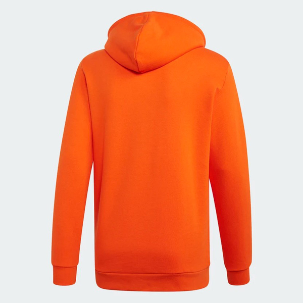 ADIDAS ORIGINALS TREFOIL HOODIE 帽T 橘色 三葉草 基本 男(布魯克林) ED6078