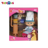 玩具反斗城 瑪莎與熊 瑪莎小廚師