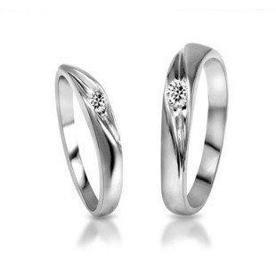 銀意坊正品 925純銀戒指 心中有愛