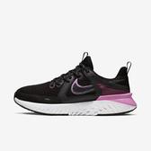 Nike W Legend React 2 [AT1369-004] 女鞋 運動 慢跑 避震 包覆 健身 透氣 黑灰