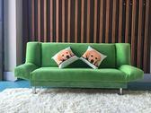 日式沙發床  宿舍田園簡歐租房沙發床 可以當床睡的沙發 1.8米沙发床