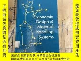 二手書博民逛書店Ergonomic罕見Design for Material H