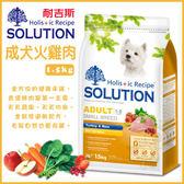 *KING WANG*耐吉斯《成犬_火雞肉+田園蔬果》高適口性配方 3kg