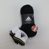 ADIDAS 日本代購 襪子 三雙入 12329B8001 兩款尺寸請先詢問庫存 【iSport代購】