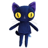 絨毛娃娃玩具 BLUE WORLD ,日本藍貓絨毛紓壓玩偶(14CM)_Blue~