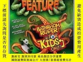 二手書博民逛書店Uncle罕見John s Creature Feature Bathroom Reader For Kids O