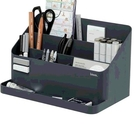 [COSCO代購] W129589 Litem 桌上型多功能置物盒 2入/組 - 藍