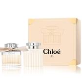 Chloe 幸福工坊同名香氛禮盒(淡香精50ml+身體乳100ml) EDP