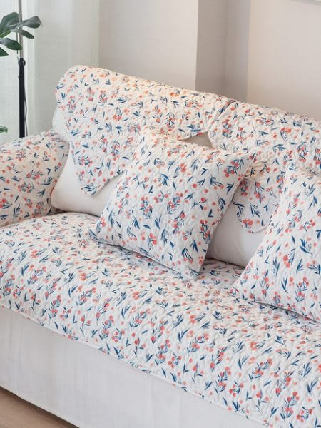 時尚簡約四季沙發巾 沙發墊防滑沙發套508 (客製訂單)