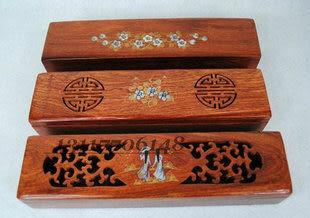 紅木筷子籠  工藝品 廚房用品