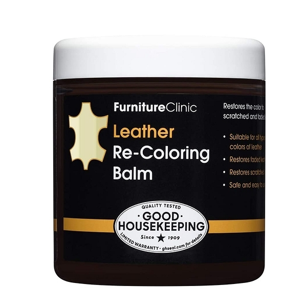 [9美國直購] Furniture Clinic  沙發皮革修復膏 8.5oz Leather Color Restorer for Furniture 多色