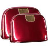 便攜化妝包可愛簡約洗漱包旅行化妝品收納包【奈良優品】